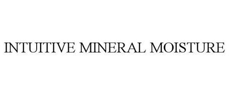 INTUITIVE MINERAL MOISTURE