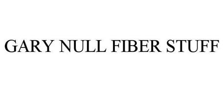GARY NULL FIBER STUFF