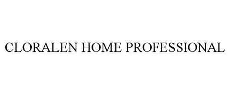 CLORALEN HOME PROFESSIONAL