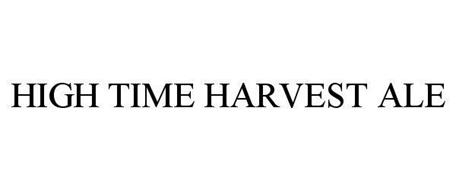 HIGH TIME HARVEST ALE