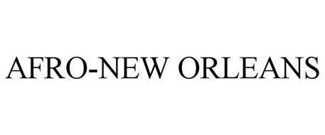 AFRO-NEW ORLEANS