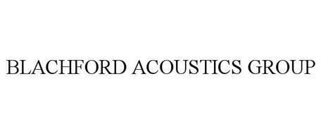 BLACHFORD ACOUSTICS GROUP