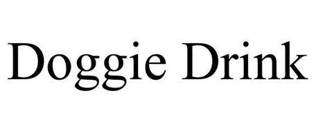 DOGGIE DRINK