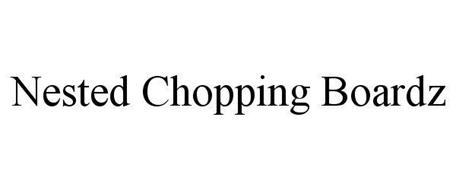 NESTED CHOPPING BOARDZ