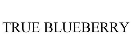 TRUE BLUEBERRY