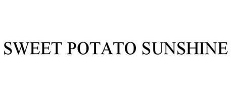 SWEET POTATO SUNSHINE