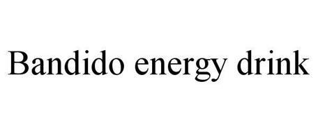 BANDIDO ENERGY DRINK