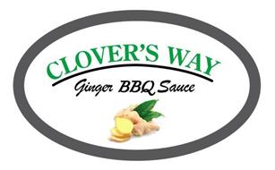 CLOVER'S WAY GINGER BBQ SAUCE