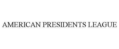AMERICAN PRESIDENTS LEAGUE