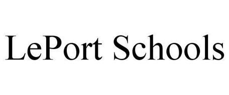 LEPORT SCHOOLS