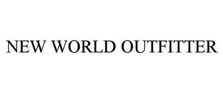 NEW WORLD OUTFITTER