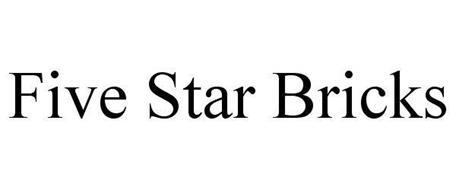 FIVE STAR BRICKS