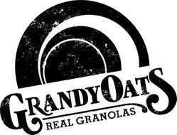 GRANDYOATS REAL GRANOLAS