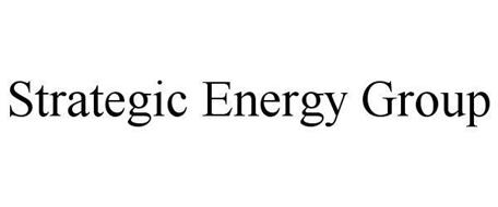 STRATEGIC ENERGY GROUP