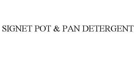 SIGNET POT & PAN DETERGENT