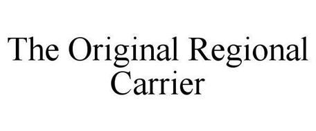 THE ORIGINAL REGIONAL CARRIER