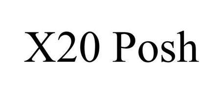 X20 POSH