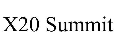 X20 SUMMIT