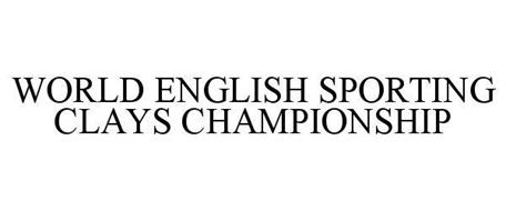 WORLD ENGLISH SPORTING CHAMPIONSHIP