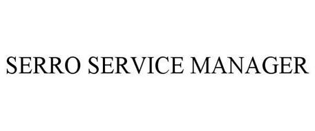 SERRO SERVICE MANAGER