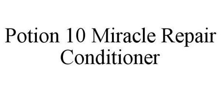 POTION 10 MIRACLE REPAIR CONDITIONER