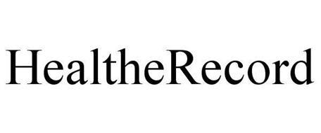 HEALTHERECORD
