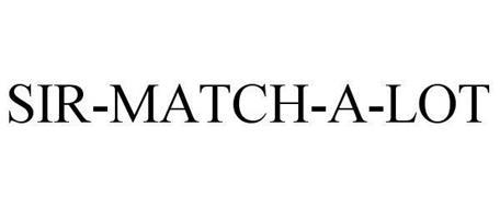 SIR-MATCH-A-LOT