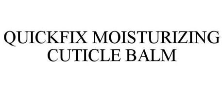 QUICKFIX MOISTURIZING CUTICLE BALM