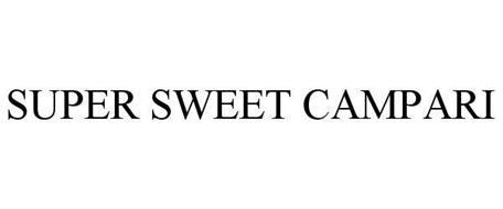 SUPER SWEET CAMPARI