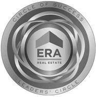 ERA REAL ESTATE CIRCLE OF SUCCESS LEADERS' CIRCLE