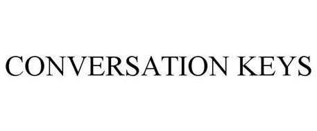 CONVERSATION KEYS