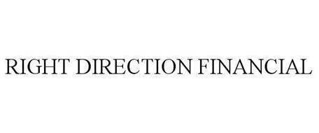 RIGHT DIRECTION FINANCIAL