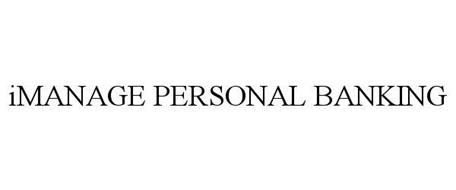 IMANAGE PERSONAL BANKING