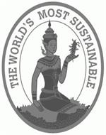 THE WORLD'S MOST SUSTAINABLE