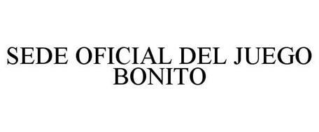 SEDE OFICIAL DEL JUEGO BONITO