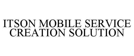 ITSON MOBILE SERVICE CREATION SOLUTION