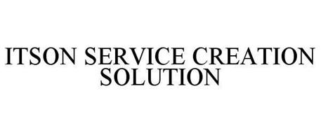 ITSON SERVICE CREATION SOLUTION