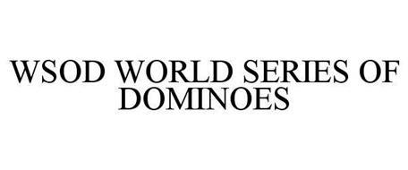 WSOD WORLD SERIES OF DOMINOES