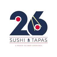 26 SUSHI & TAPAS A KOSHER CULINARY EXPERIENCE