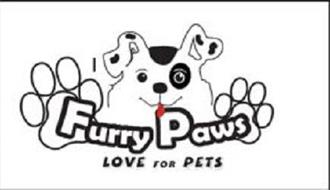 FURRY PAWS LOVE FOR PETS