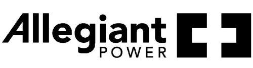 ALLEGIANT POWER