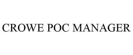 CROWE POC MANAGER
