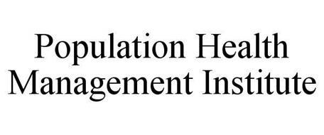 POPULATION HEALTH MANAGEMENT INSTITUTE
