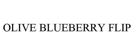 OLIVE BLUEBERRY FLIP
