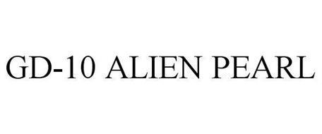 GD-10 ALIEN PEARL