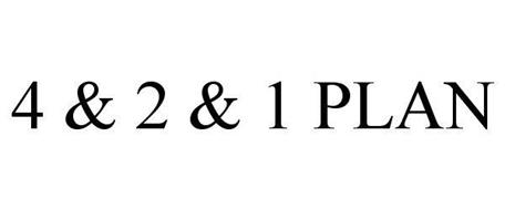 4 & 2 & 1 PLAN