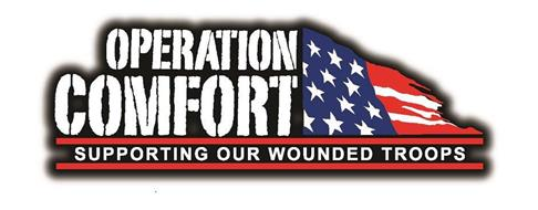 OPERATION COMFORT SUPPORTING OUR WOUNDED TROOPS