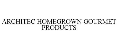 ARCHITEC HOMEGROWN GOURMET PRODUCTS
