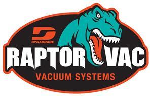 D DYNABRADE RAPTOR VAC VACUUM SYSTEMS