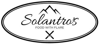 SOLANTRO'S FOOD WITH FLARE